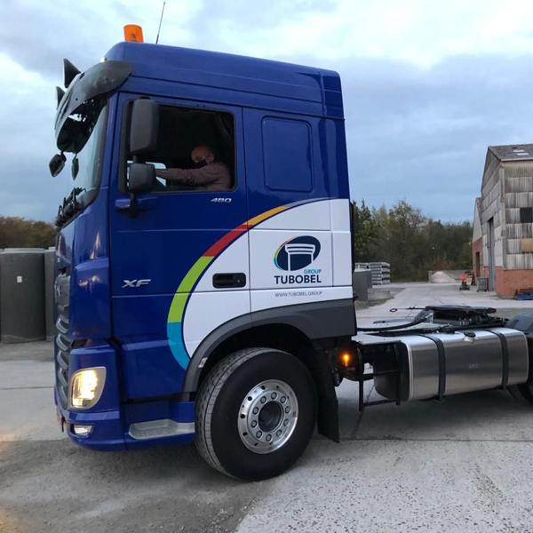 Nieuwe Tubobel Trucks